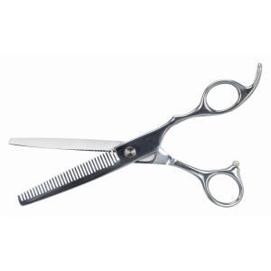 Ножницы для животных Trixie Professional Thinning, размер 18см.