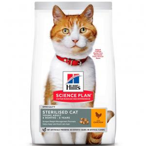 Корм для кошек Hill's, 10 кг