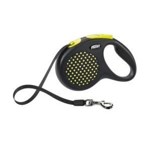 Рулетка для собак Flexi Design L, желтый