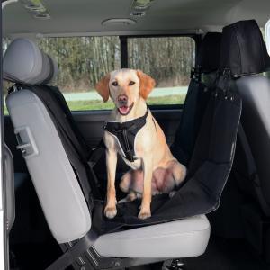 Автомобильная подстилка для собак Trixie Car Seat Cover, размер 145х160см., черный