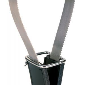 Скребница для собак и кошек Trixie Haar Ex, размер 25.5х8.5 см., черный