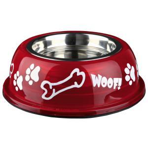 Миска для собак Trixie Stainless Steel Bowl, размер 13см., цвета в ассортименте
