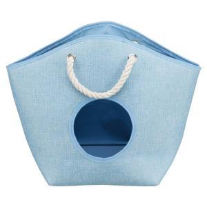 Домик для собак Trixie Emma, размер 52х39х25см., голубой