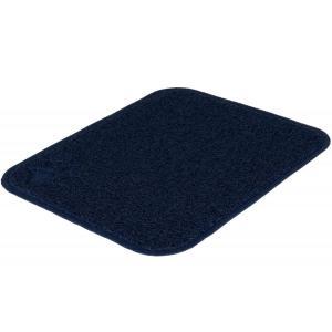 Коврик для кошачьего туалета Trixie Litter Tray Mat, размер 37×45см., темно-синий