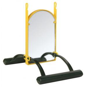 Зеркало для птиц Trixie Mirror, размер 15х10х14см., цвета в ассортименте