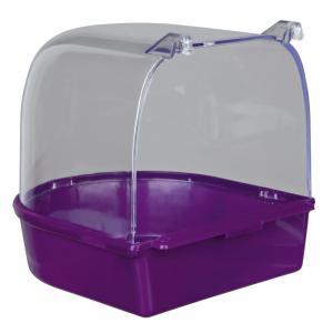 Купалка для птиц Trixie Bath House, размер 14х14х15см., цвета в ассортименте