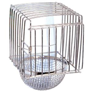 Кормушка для птиц Triol BR-27, размер 11.5х10х4.3см.