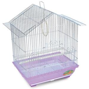 Клетка для птиц Triol 1601, размер 34.5х26х44см., цвета в ассортименте