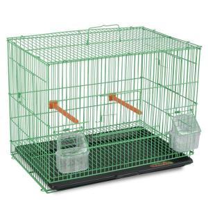 Клетка для птиц Triol 5000, размер 41.5х28х32.5см.