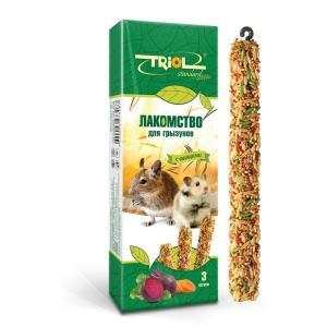 Корм для грызунов Triol Standard, овощи, мед, злаки, семена