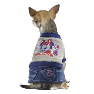 Толстовка для собак Triol Minnie College L L, размер 35см., серый