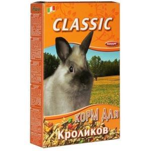 Корм для кроликов Fiory Classic, 875 г, злаки, овощи, фрукты