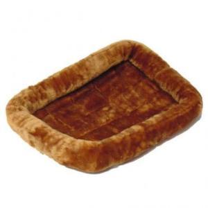 Лежанка для собак и кошек Midwest Pet Bed, размер 122х76см., коричневый