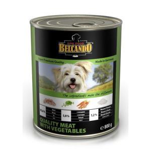 Корм для собак Belcando, 400 г, мясо с овощами