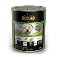 Фотография товара Корм для собак Belcando, 400 г, мясо с овощами