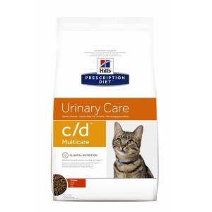 Корм для кошек Hill's Prescription Diet C/D, 400 г, курица