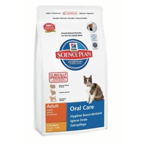 Корм для кошек Hill's Oral Care Adult, 1.5 кг, курица