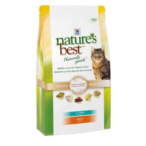 Корм для кошек Hill's Nature's Best Adult, 300 г, тунец с овощами