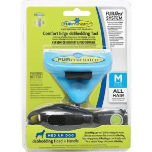 Фурминатор для собак Furminator FURFLEX Medium  M