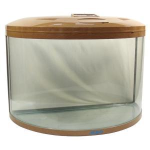 Аквариум для рыб Jebo 790R, 169 л, размер 90.5х45х65.5см., светлое дерево