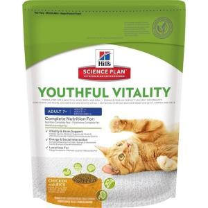 Корм для кошек Hill's Youthful Vitality Medium 7+ , 250 г, курица с рисом