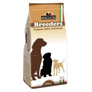 Корм для собак MEGLIUM Dog Adult Breeders, 20 кг, курица