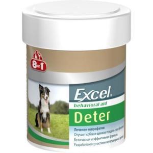 Витамины для собак 8 in 1 Deter, 100 таб.