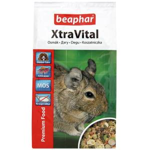 Корм для дэгу Beaphar Xtra Vital, 500 г