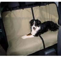 Фотография товара Автомобильная подстилка для собак Trixie, размер 140х120см., бежевый