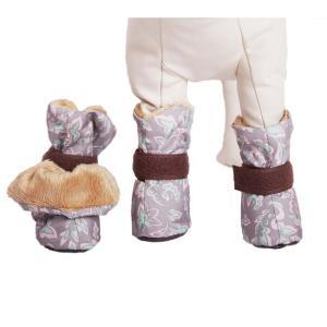 Ботиночки для собак Osso Fashion S, 4, цвета в ассортименте