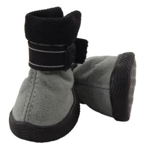 Ботинки для собак Triol, размер 4, размер  5х4 см.