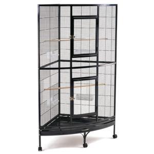 Клетка для птиц Triol, размер 100х64х159см.