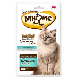 Лакомство для кошек Мнямс, 60 г