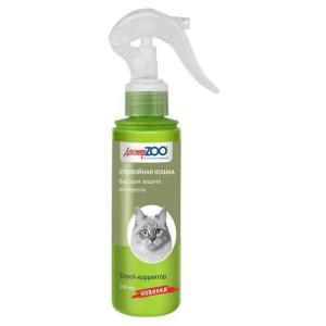 Успокаивающий спрей для кошек Доктор Zoo Спокойная кошка, 150 мл