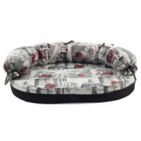 Фотография товара Лежак-диван для собак Гамма Фаворит Гранд, размер 3, размер 134х100х8см., цвета в ассортименте