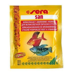 Корм для рыб Sera San, 10 г