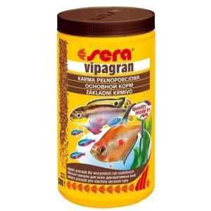 Корм для рыб Sera Vipagran, 300 г, 1 л