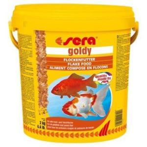 Корм для золотых рыб Sera Goldy, 2 кг, 10 л