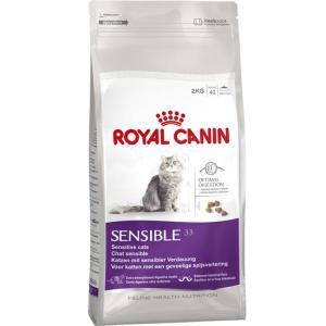 Корм для кошек Royal Canin Sensible 33, 2 кг