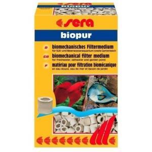 Наполнитель биологический Sera Biopur