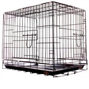 Клетка для собак Kredo, размер 78х48х55см.