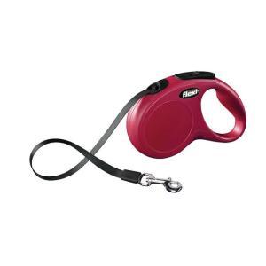 Рулетка для собак Flexi New Classic S, красный