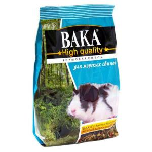 Корм для морских свинок Вака High Quality, 500 г