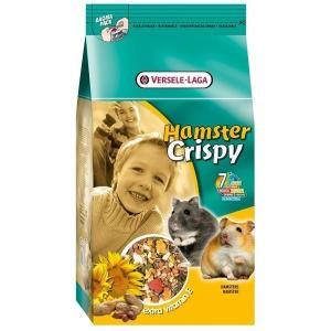 Корм для хомяков Versele-Laga Crispy Hamster, 400 г