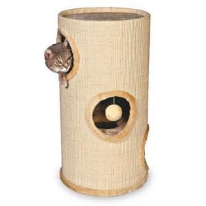 Домик-когтеточка для кошек Trixie Samuel, размер 37x70см.