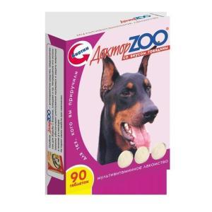 Витамины для собак Доктор Zoo, Говядина