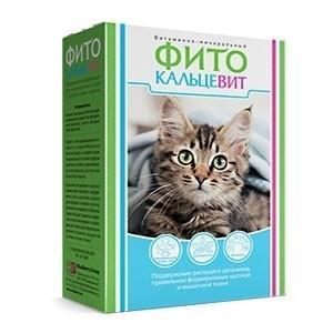 Витамины для кошек Фито, 250 г