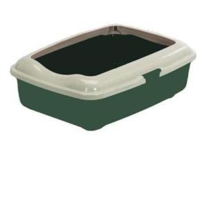 Туалет для кошек Marchioro, размер 37х27х12см., цвета в ассортименте