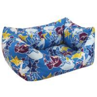 Фотография товара Лежанка для собак Zooexpress 75001, 500 г, размер 37х28х20см., лазурный