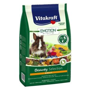 Корм для кроликов Vitakraft Beauty Selection, 600 г, злаки, овощи, семена